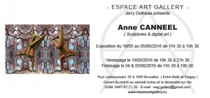 Invitation 2 Anne CANNEEL