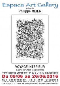 Affiche Philippe MEIER