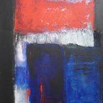 """Marie Céline Bondue (Be) """"Collage"""" 960 €"""