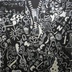 """Emmanuel Delahaye (Be) """"Art Déco n° 257"""" 1440 €"""