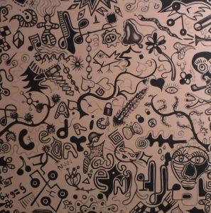 """Emmanuel Delahaye (Be) """"Art Déco n° 258"""" 1440 €"""