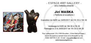 Invitation Jiri MASKA
