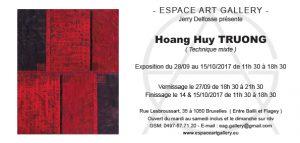 Invitation Hoang Huy TRUONG