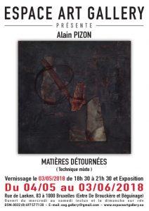 Affiche Alain PIZON jpg