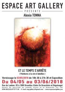 Affiche Alexia TONNA