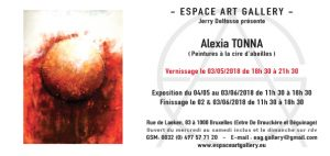 Invitation Alexia TONNA