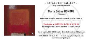 Invitation Marie Cěline BONDUE