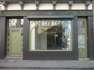 Façade nouvelle gallery EAG