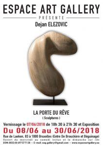 Affiche Dejan ELEZOVIC