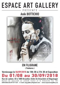 Affiche Anik BOTTICHIO