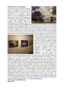 Daniel jerry max parisot bruxelles culture 15 novembre 18-page-001