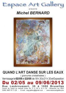 Affiche 0205 Michel BERNARD