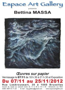 Affiche 071112 Bettina Massa