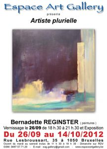 Affiche 09 Bernadette Reginster