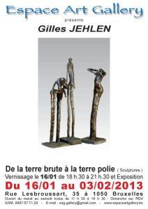 Affiche 16-01 Gilles Jehlen