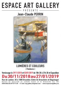 Affiche Jean-Claude PERRIN