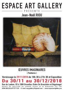 Affiche Jean-Noël RIOU