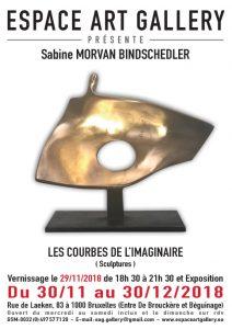 Affiche Sabine MORVAN BINDSCHEDLER