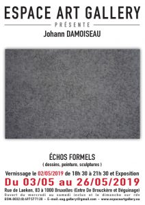 Affiche Johann DAMOISEAU