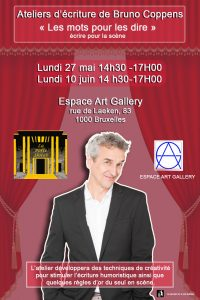 Bruno Coppens flyers resto