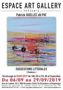 Affiche Patrick GUELLEC dit PAT