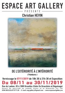 Affiche Christian HEVIN