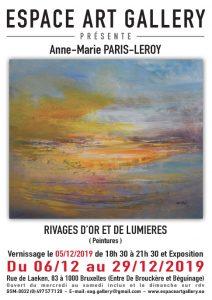 Affiche Anne-Marie PARIS-LEROY