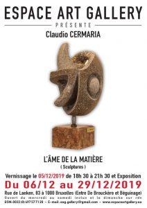 Affiche Claudio CERMARIA